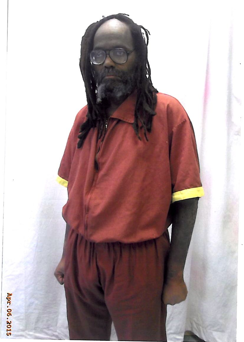 Mumia Abu-Jamal, April 2015