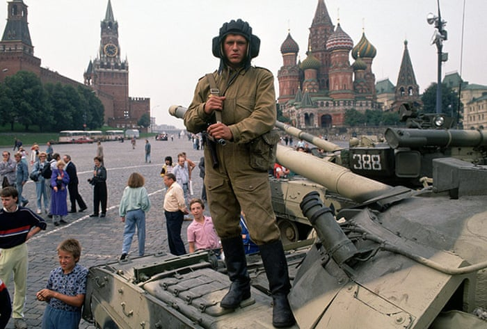 Moscow August 1991